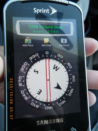 AndroidCompass